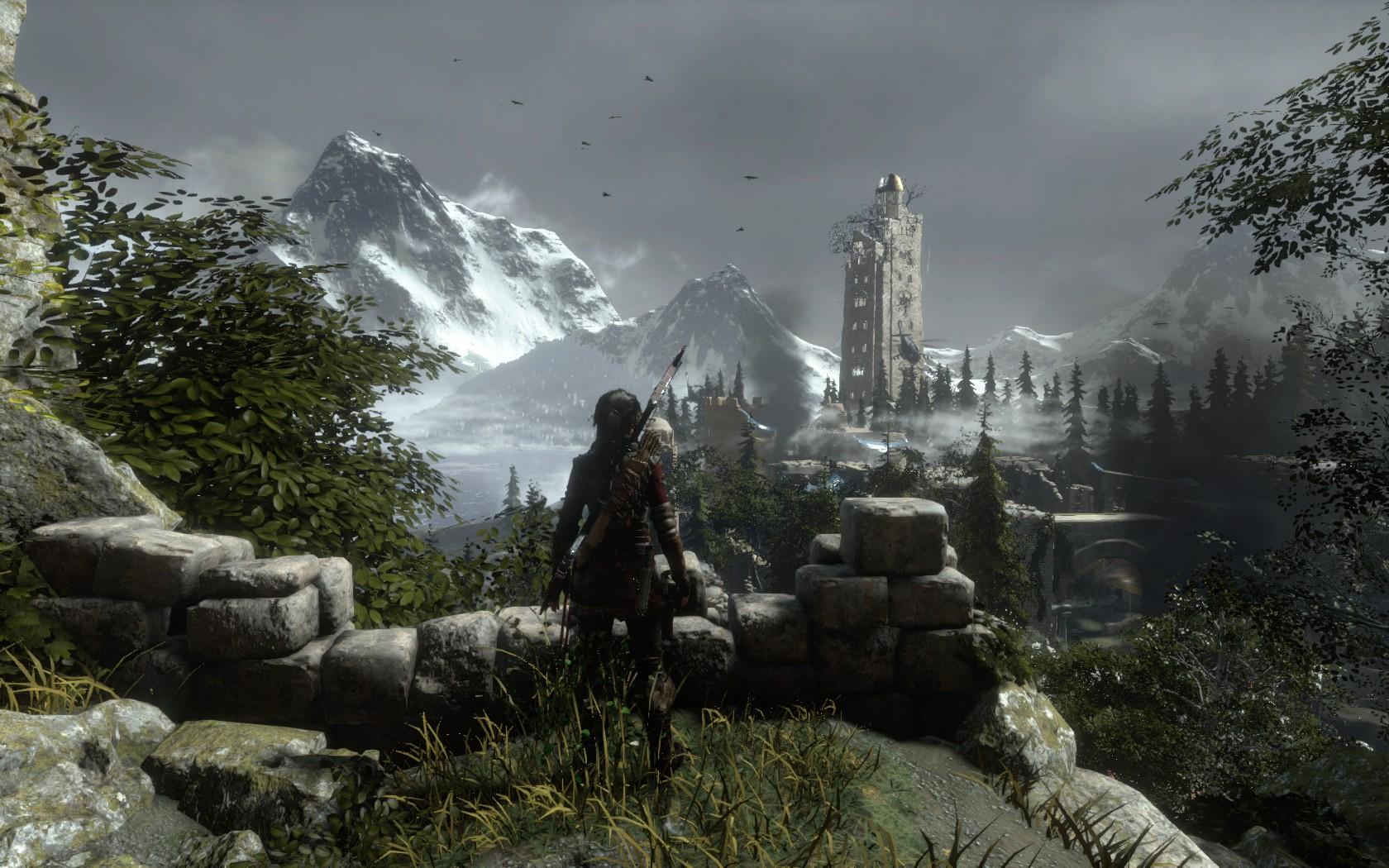 Rise of the Tomb Raider - Screenshot I