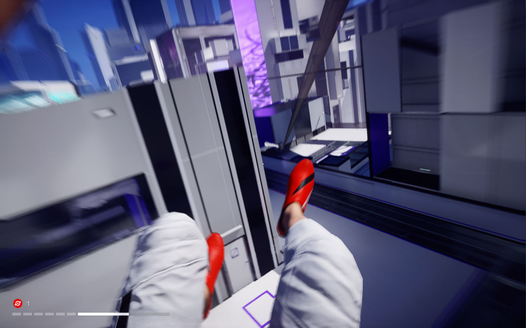 Mirror's Edge Catalyst – Screenshot III